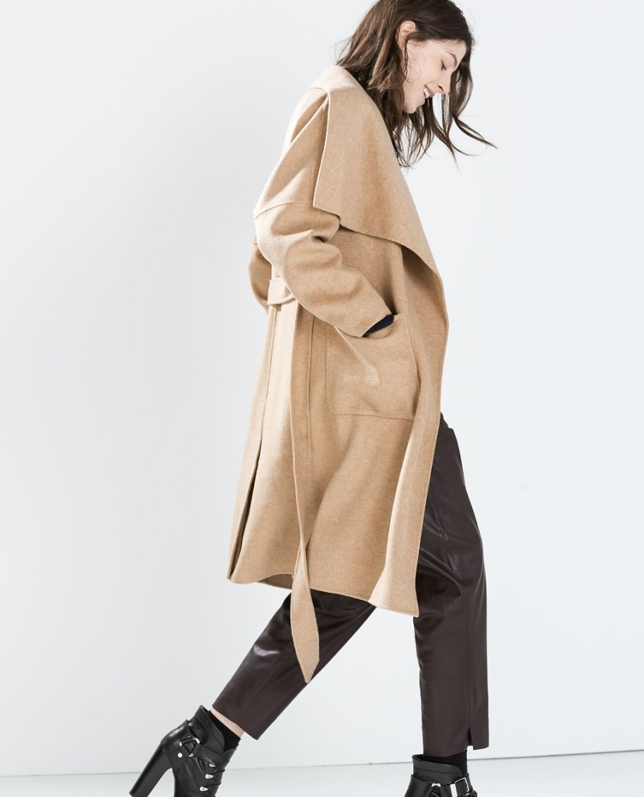 Long Coat from Zara-£159