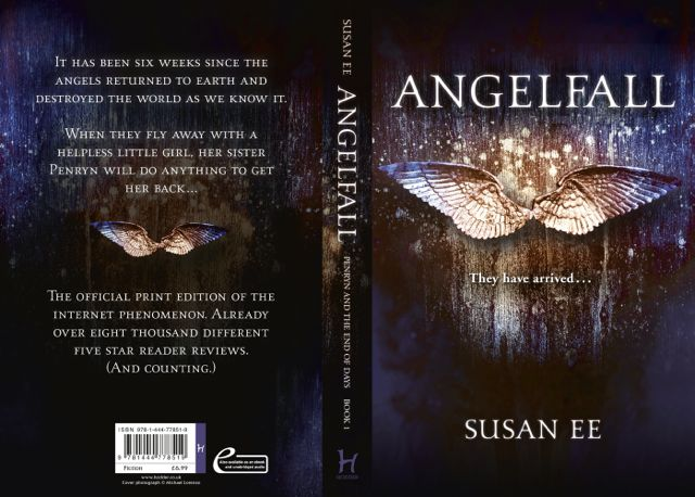 Book review: Angelfall by SusanEe