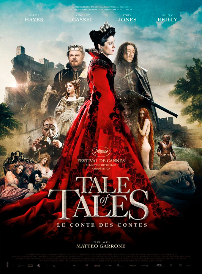 Movie Review: Tale of Tales(2015)