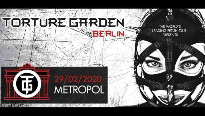 Torture Garden Berlin